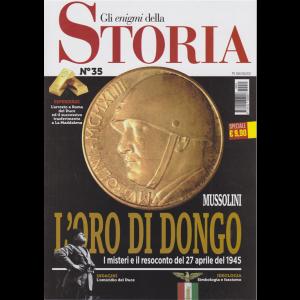 Gli Enigmi della storia - n. 35 - 6/6/2020 -