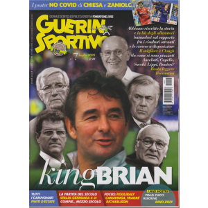 Guerin Sportivo - n. 7 - mensile - luglio 2020
