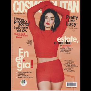 Cosmopolitan - n. 7 - giugno - luglio 2020 - mensile