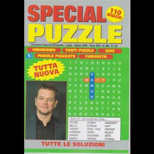 Special Puzzle - n. 280 - bimestrale - luglio - agosto 2020 - 110 giochi -