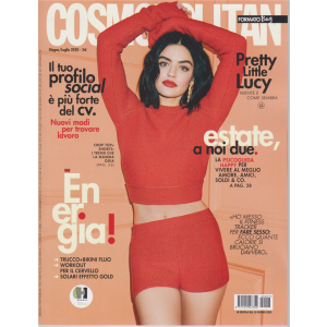 Cosmopolitan Pocket - n. 7 - giugno - luglio 2020 - mensile