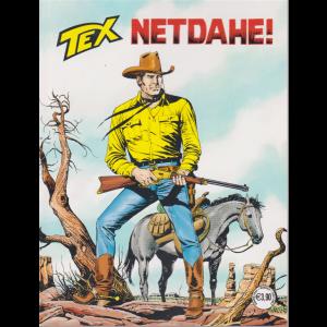 Tex - Netdahe!  - n. 716 - mensile - giugno 2020 -