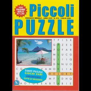 Piccoli Puzzle - n. 272 - mensile - luglio 2020 - 100 pagine