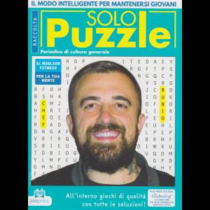 Raccolta Solo puzzle - n. 63 - bimestrale - 29/5/2020 -