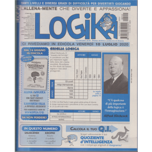Settimana Logika - n. 112 - giugno 2020 - settimanale