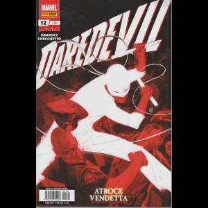 Devil & I  Cavalieri Marvel - Daredevil n. 12 / 105 - Atroce vendetta - mensile - 4 giugno 2020 -