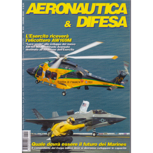 Aeronautica & difesa - n. 404 - giugno 2020 - mensile