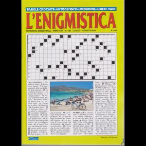 L'enigmistica - n. 122 - bimestrale - luglio - agosto 2020