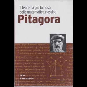 I Geni della matematica - Pitagora - n. 18 - settimanale - 11/6/2020 - copertina rigida