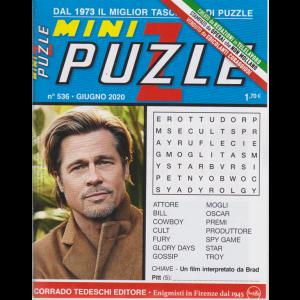 Minipuzzle - n. 536 - giugno 2020 - mensile