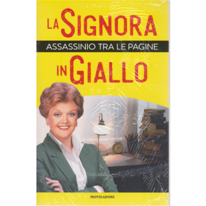 I Libri di Sorrisi Pocket - La signora in giallo - Assassinio tra le pagine - n. 2 - 11/6/2020 - settimanale