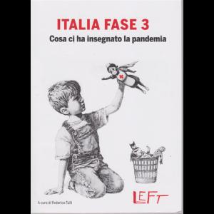 Left - Italia fase 3 - Cosa ci ha insegnato la pandemia - n. 11 - settimanale - 12/6/2020