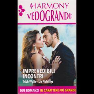 Harmony vedogrande - Imprevedibili incontri - n. 163 - bimestrale - giugno 2020 -