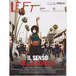 Left Avvenimenti - n. 24 -  12 giugno 2020 - 18 giugno 2020 - settimanale -