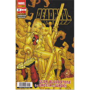 Deadpool - Elsa Bloodstone è a caccia di Wade! - n. 153 - bimestrale - 11 giugno 2020