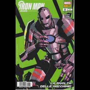 Iron Man - La rivolta delle macchine! - n. 84 - mensile - 11 giugno 2020