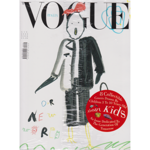 Vogue Italia - n. 838 - giugno 2020 - mensile