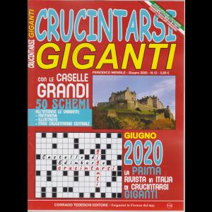Crucintarsi Giganti - n. 12 - mensile - giugno 2020 -