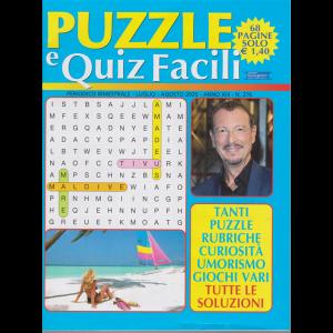 Puzzle e Quiz facili - n. 276 - bimestrale - luglio - agosto 2020 - 68 pagine