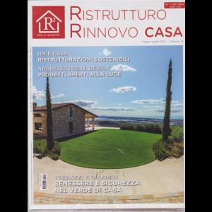 R2 Erre al Quadrato+ - Gap Casa - Ristrutturo Rinnovo casa - n. 49 - giugno - luglio 2020 - bimestrale - 2 riviste