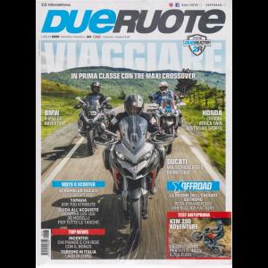 Dueruote + Guide Dueruote - n. 183 - luglio 2020 - mensile - 2 riviste