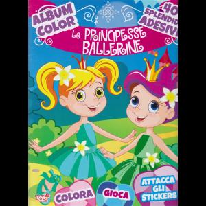 Toys2 Mese - Album color - Le principesse ballerine - n. 17 - bimestrale - 20 maggio 2020