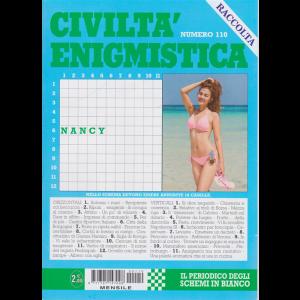 Raccolta Civiltà enigmistica - n. 110 - mensile - giugno 2020