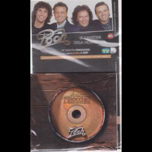 Cd Musicali di Sorrisi e Canzoni - n. 23 - Pooh - Pinocchio - cd + libretto - settimanale - 12/6/2020