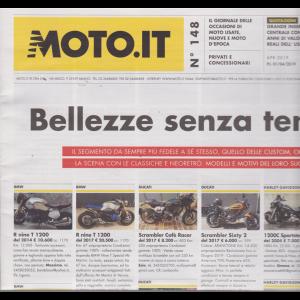 Moto.It - n. 148 - 1/4/2019 - mensile