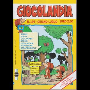 Giocolandia - n. 134 - giugno - luglio 2020 - mensile