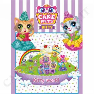 Bustina CAKE PETS KITTY