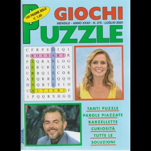 Giochi Puzzle - n. 375 - mensile - luglio 2020 - 100 pagine