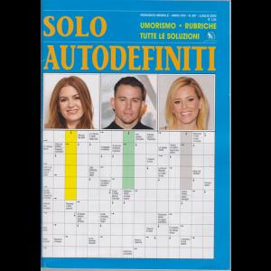 Solo Autodefiniti - n. 291 - mensile - luglio 2020