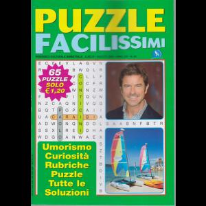 Puzzle Facilissimi - n. 80 - bimestrale - luglio - agosto 2020 - 65 puzzle