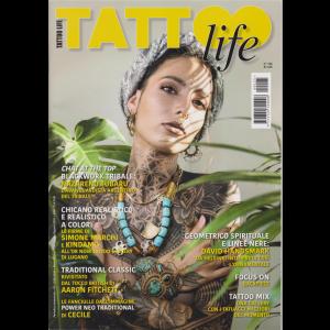 Tattoo Life - n. 125 - bimestrale - 15/6/2020