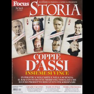Focus Storia - n. 165 - luglio 2020 - mensile