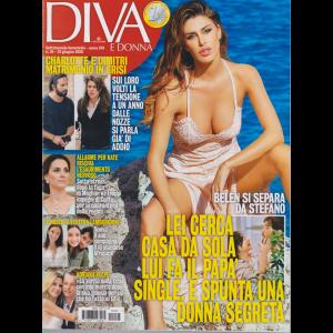 Diva e  Donna  - n. 25 - settimanale femminile - 23 giugno 2020