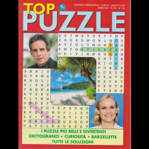 Top Puzzle - n. 255 - bimestrale - luglio - agosto 2020 -