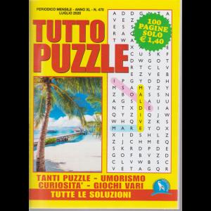 Tutto Puzzle - n. 470 - mensile - luglio 2020 - 100 pagine
