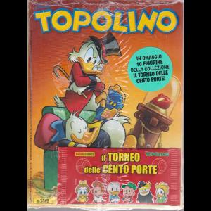 Topolino - + bustina Il torneo delle cento porte - n. 3369 - settimanale - 17 giugno 2020
