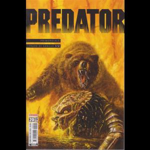Saldacomics Predator - n. 20 - Primordiale - Faida di sangue 1/2 - mensile - 13/6/2020