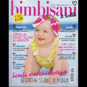 Bimbisani e  Belli - n. 7 - bimestrale - giugno - luglio 2020