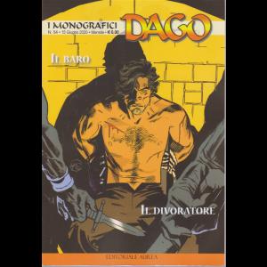 I Monografici Dago - n. 54 -Il baro - Il divoratore -  15 giugno 2020 - mensile