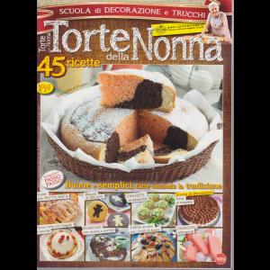 Torte della Nonna - n. 64 - bimestrale - giugno - luglio 2020 -  45 ricette