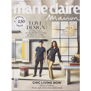 Marie Claire Maison - n. 6 - giugno 2020 - mensile