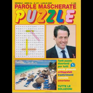 Parole Mascherate puzzle - n. 471 - mensile - luglio 2020