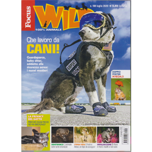 Focus Wild - n. 108 - luglio 2020 -