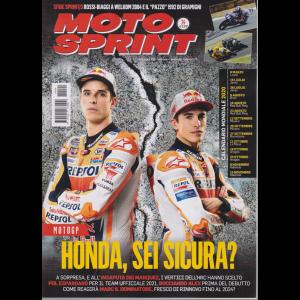 Motosprint - n. 24 - 16/22 giugno 2020 - settimanale