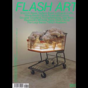 Flash Art - n. 349 - giugno - agosto 2020 -