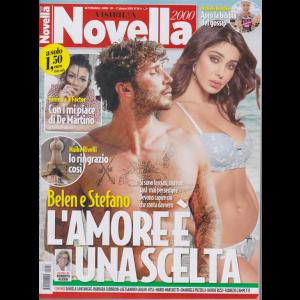 Novella 2000 - n. 26 - settimanale - 17 giugno 2020